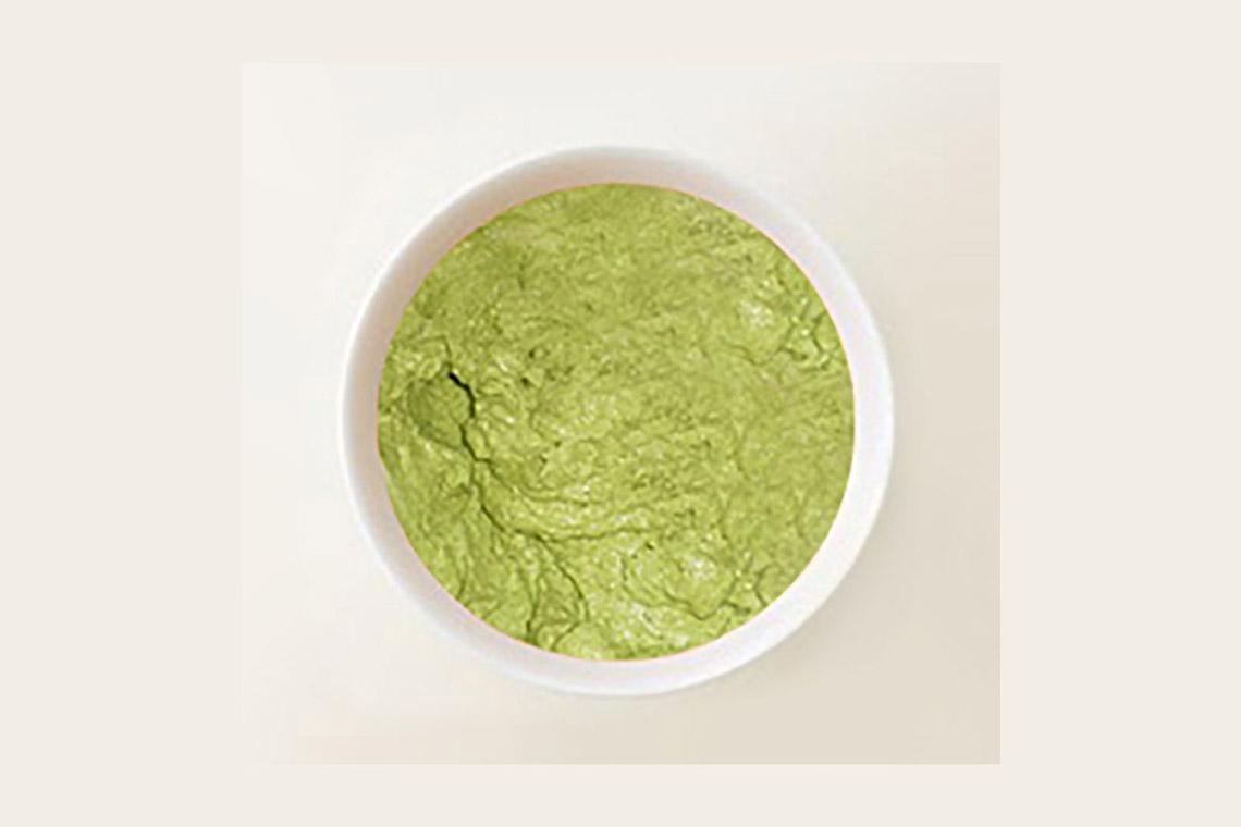 Salsa alioli verde